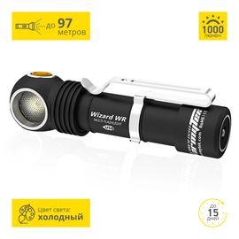 Armytek Wizard Magnet USB WR, Цветовая температура: White, фото