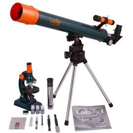 Набор Levenhuk LabZZ MT2: микроскоп и телескоп, фото