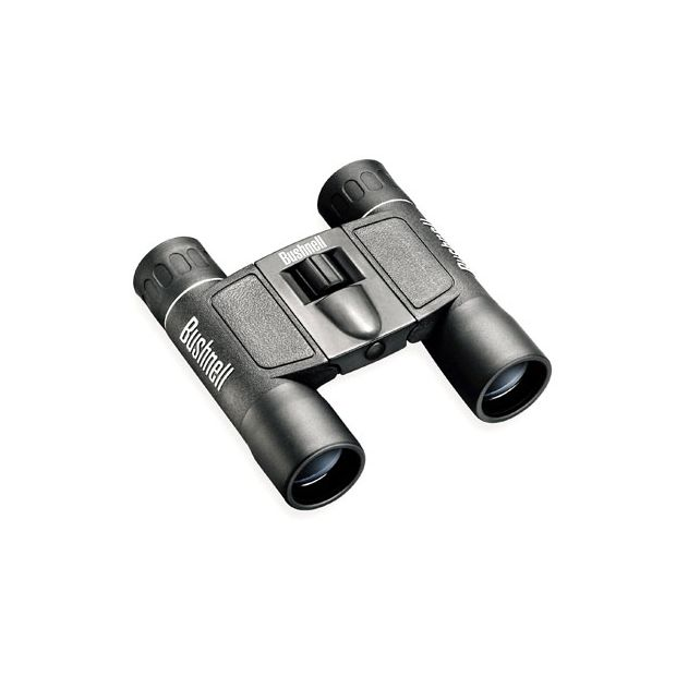 Бинокль Bushnell PowerView Roof 12x25 Black, фото